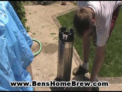 How to Clean a 5 Gallon Corny Keg – Ben's Homebrew