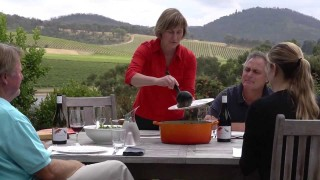 Leanne's famous Pork Sausage and Lentil cook-up