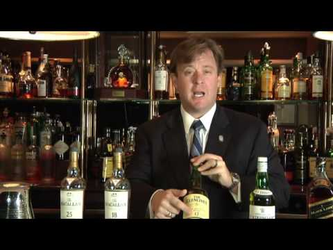 Morton's The Steakhouse Presents: Scotch 101