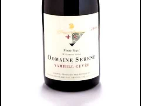 The Grape Wine Club: Domain Serene – Yamhill Cuvée – 2006 Pinot Noir – Oregon – Red Wine