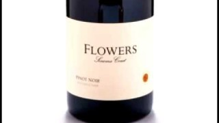 The Grape Wine Club: Flowers – 2008 Pinot Noir – Sonoma, California – Red Wine