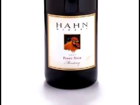 The Grape Wine Club: Hahn Winery – 2009 Pinot Noir – Monterey, California – Red Wine