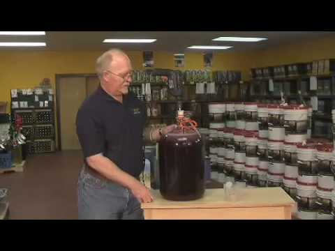 Winemaking Lesson 15 – Degassing