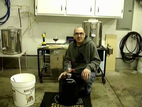 HOW TO MAKE WINE FROM A WINEXPERT KIT PART 2