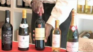 Wine Types & Selection Tips : Wine for a Dinner Party
